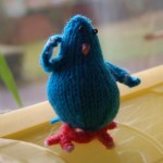 Yoohoo! The Hemel Pigeon, by Kari in Flumple Flompstead (Hemel Hempstead), UK