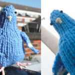 Behind the handmade: Cooey the Pigeon (with competition)