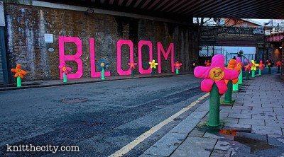 Blooming Brixton created for Toyota (Saatchi and Saatchi)