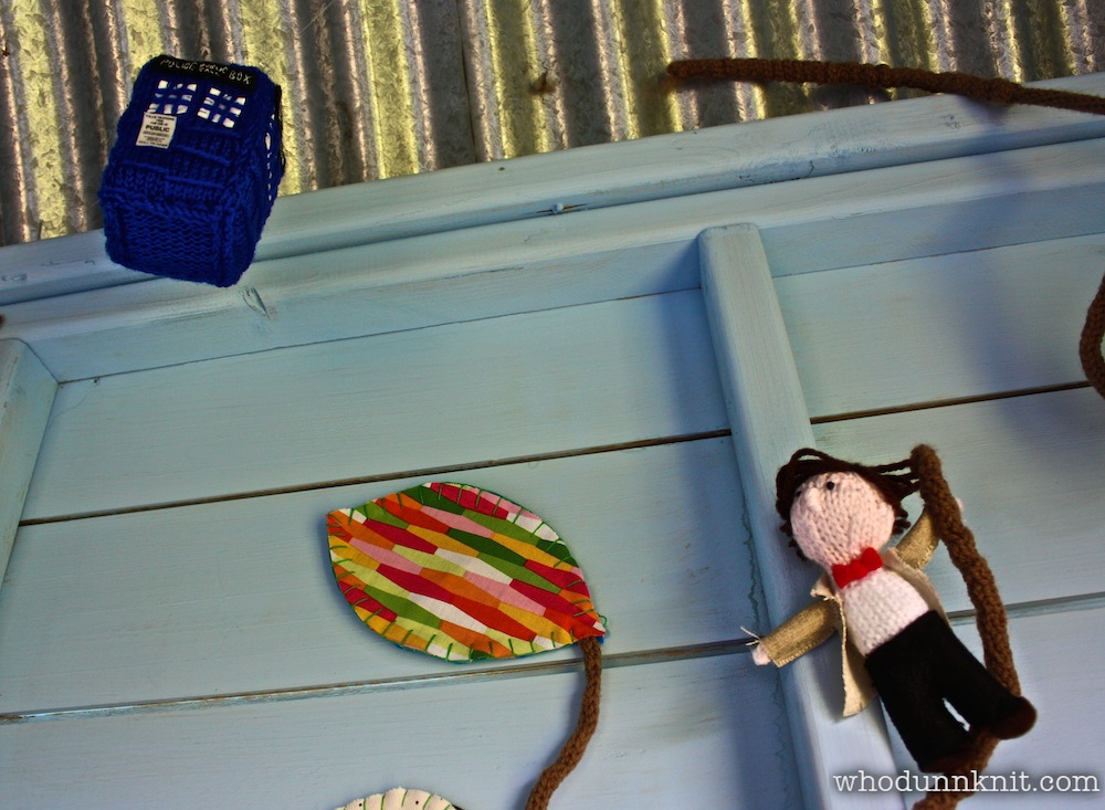 Freud-Curtis Story Tree - Doctor Who and TARDIS betreed