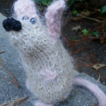 Gideon the TubeMouse by Ponine in Ca, USA