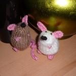 Little mice by Rev in Tunbridge Wells, UK