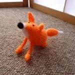 Fleabag Fox by Rev in Tunbridge Wells, UK