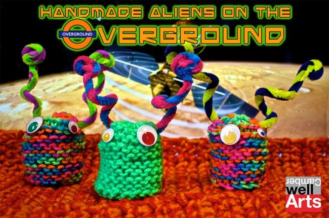 aliens overground