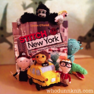 Stitch New York is released into the wild