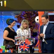 Knits on Titchmarsh (or Plarchie meets Daytime TV)