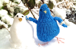 Craft with Cooey: how to love the snow