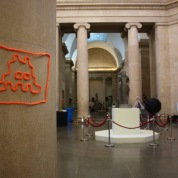 Stitched Street Art Salute at Tate Britain
