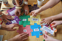 Being a piece of the Craftivist Jigsaw: how craft can help change the world for the better