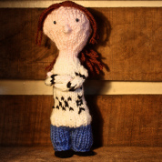 Knitting pattern: The Killing &#8211; Little Knitted Sarah Lund
