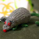 Zombie Mouse by Tanya, UK