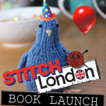 Stitch London Spectacular Purled-Pigeon-Perched Book Launch
