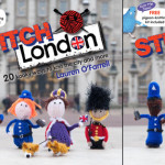 Stitch London the book finally hatches!