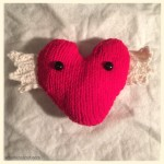 Free pattern: Feisty Fluttering Heart