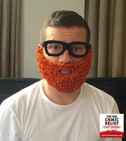 Dermot oleary beard copy