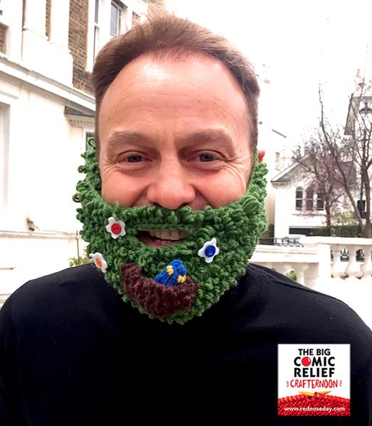 jason donovan beard