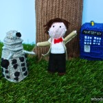 Who-dunnknit? A woolly celebration of 50 years of Doctor Who