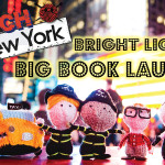 Stitch New York: Bright lights, big book launch
