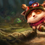 Teeny Tiny Knitted Teemo: League of Legends gets knitted
